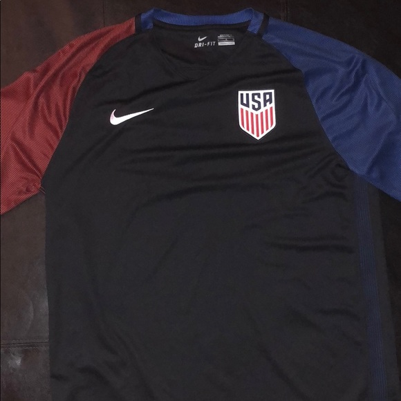 Nike Other - Nike USA Dri-Fit V-Neck Shirt  👕